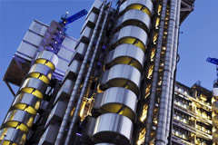 Lloyd's market returned to profit